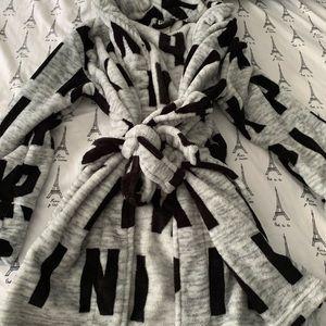 Victoria's Secret PINK robe